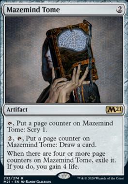 Core Set 2021: Mazemind Tome