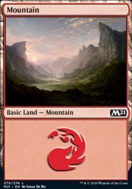 Core Set 2021: Mountain (270)
