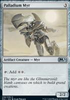 Core Set 2021: Palladium Myr