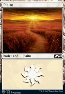 Core Set 2021: Plains (260)