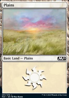 Core Set 2021: Plains (261)