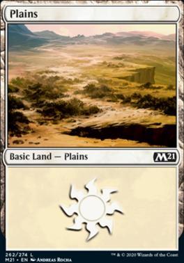 Core Set 2021: Plains (262)