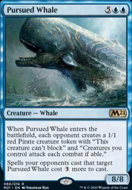 Core Set 2021: Pursued Whale