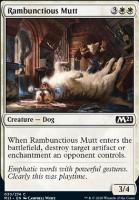 Core Set 2021: Rambunctious Mutt