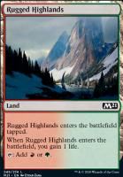Core Set 2021: Rugged Highlands