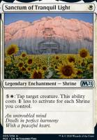 Core Set 2021 Foil: Sanctum of Tranquil Light