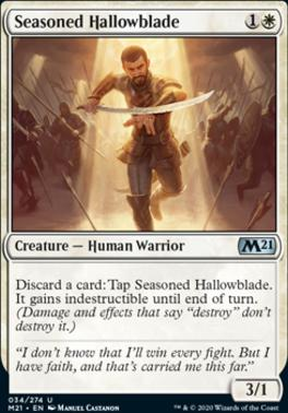 Core Set 2021: Seasoned Hallowblade