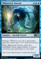 Core Set 2021 Foil: Shipwreck Dowser
