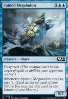 Core Set 2021: Spined Megalodon