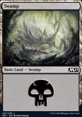 Core Set 2021: Swamp (267)