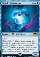Core Set 2021: Teferi's Wavecaster (Planeswalker Deck)