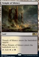 Core Set 2021: Temple of Silence