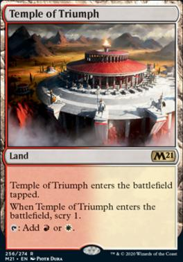 Core Set 2021: Temple of Triumph