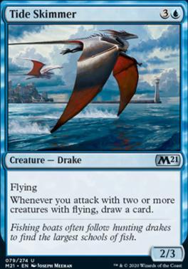 Core Set 2021: Tide Skimmer