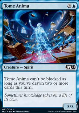 Core Set 2021: Tome Anima