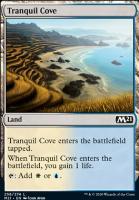 Core Set 2021 Foil: Tranquil Cove