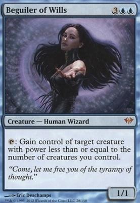Dark Ascension: Beguiler of Wills