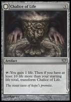 Dark Ascension Foil: Chalice of Life