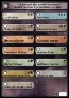 Dark Ascension: Checklist Card (Dark Ascension)