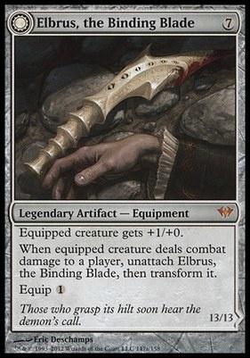 Dark Ascension: Elbrus, the Binding Blade