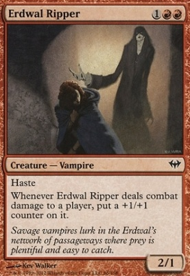 Dark Ascension Foil: Erdwal Ripper