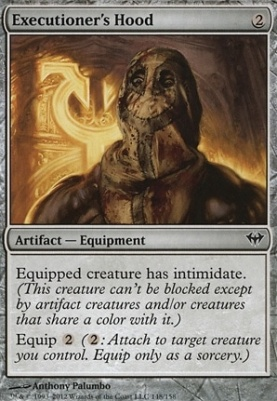 Executioner's Hood | Dark Ascension | Modern | Card Kingdom