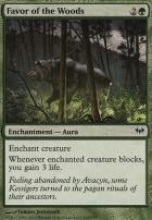 Dark Ascension: Favor of the Woods