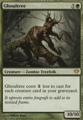 Dark Ascension: Ghoultree