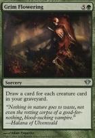 Dark Ascension Foil: Grim Flowering