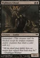 Dark Ascension Foil: Highborn Ghoul