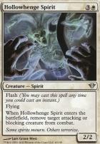 Dark Ascension Foil: Hollowhenge Spirit