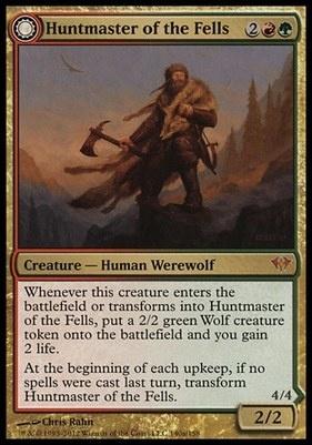 Dark Ascension: Huntmaster of the Fells