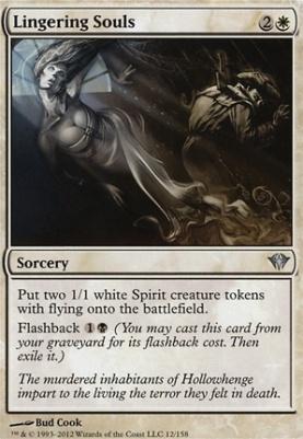 Dark Ascension: Lingering Souls
