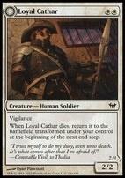 Dark Ascension Foil: Loyal Cathar