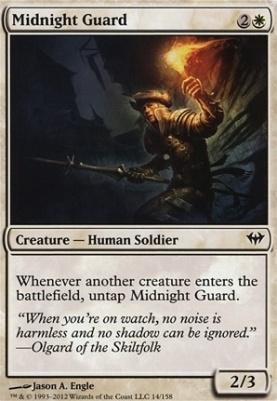 Dark Ascension: Midnight Guard