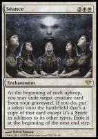 Dark Ascension Foil: Seance