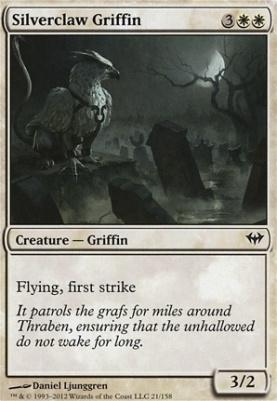 Dark Ascension: Silverclaw Griffin