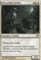 Dark Ascension Foil: Silverclaw Griffin