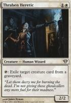 Dark Ascension Foil: Thraben Heretic