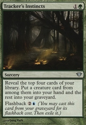 Dark Ascension: Tracker's Instincts