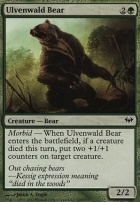 Dark Ascension: Ulvenwald Bear