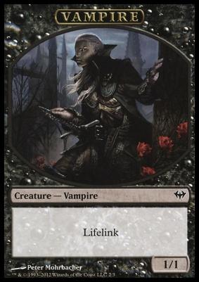 Dark Ascension: Vampire Token