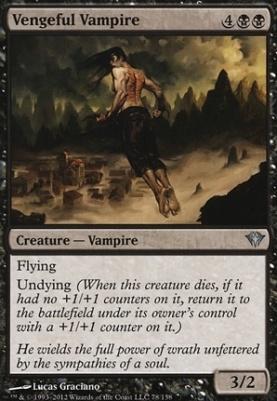Dark Ascension: Vengeful Vampire