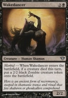 Dark Ascension Foil: Wakedancer
