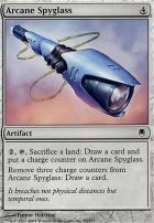 Darksteel Foil: Arcane Spyglass