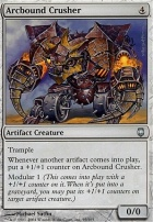 Darksteel: Arcbound Crusher