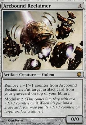 Darksteel: Arcbound Reclaimer