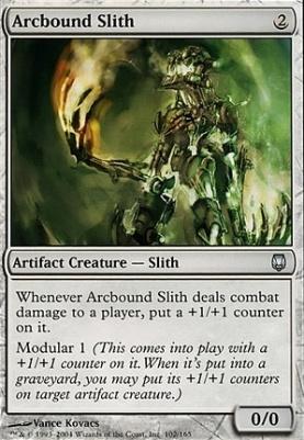 Darksteel: Arcbound Slith