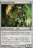 Darksteel Foil: Arcbound Slith