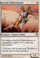 Darksteel: Auriok Glaivemaster